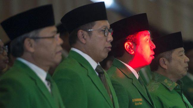 Wasekjen PPP Achmad Baidowi sanksi dengan keterangan Sekjen Kemenag soal dugaan jual beli jabatan di kementeriannya yang menyeret nama Menteri Agama.