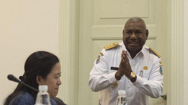 Gubernur Ingin Warga Papua Barat Bebas dari Paham Radikal
