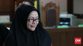 Korupsi Alat Kesehatan, Ratu Atut Divonis 5,5 Tahun Penjara