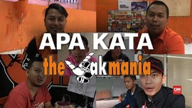 VIDEO: Curahan Hati Jakmania yang Ngebet ke Bandung