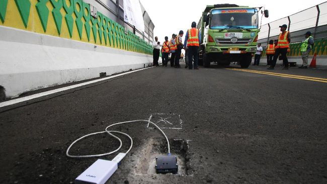 Rute TransJakarta Ciledug-Tendean Dibenahi Jelang Peresmian