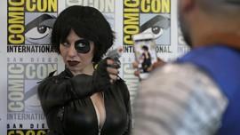 FOTO: Pesta Maniak Film dan Komik di San Diego Comic-Con 2017