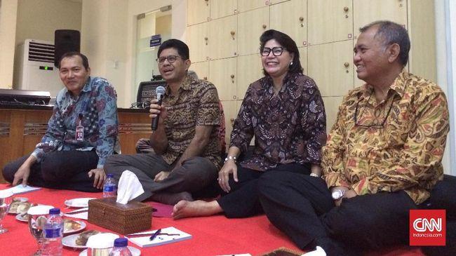 KPK mengklaim telah meningkatkan banyak aktivitas penindakan, penuntutan, dan peningakatan SDM semasa pimpinan Agus Rahardjo.