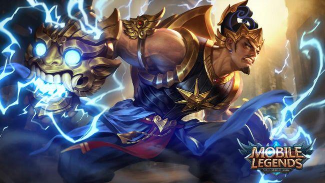 Mobile Legends, games yang tengah naik daun di Indonesia, resmi meluncukan karakter baru dari seri pahlawan (hero), yakni GatotKaca.