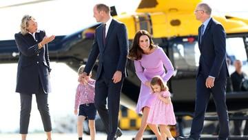 Makna Bahasa Tubuh Pangeran William-Kate Middleton pada Anaknya