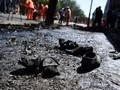 Bus Tabrak Bom Taliban, 28 Orang Tewas