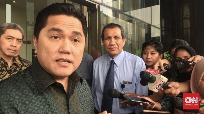 Pengusaha Erick Thohir mengaku menjual saham Inter Milan kepada Lion Rock Capital guna membayar utang atas beberapa investasi di luar negeri.