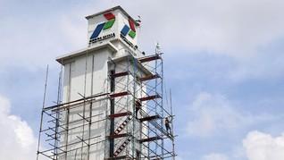 Jokowi Beri Tambahan Modal Rp2,1 T ke Pertamina