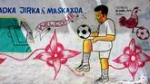 Muawiye Hussein Sidow alias Shik Shik adalah inspirator seni dari Somalia. Dapat turunan bakat dari ayahnya, Sidow membuat ibu kota Somalia menjadi berwarna.