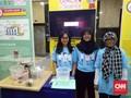 Tong Sampah Pintar Karya Siswi SMA Malang
