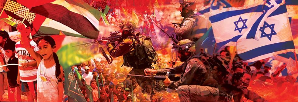 Kisruh Israel-Palestina di Al-Aqsa