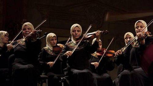 Ini Orkestra Pertama Dunia yang Semua Anggotanya Hijabers dan Buta