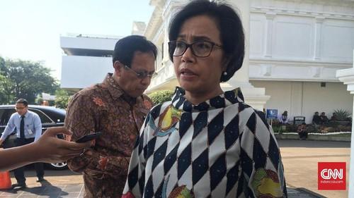 Sri Mulyani Tunda Ajukan RUU Ubah Rp1.000 Jadi Rp1 ke DPR