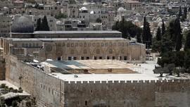 Ditutup Empat Jam, Kepolisian Israel Buka Kembali Al-Aqsa