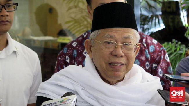 Wakil Presiden Ma'ruf Amin meminta semua pihak tak mempertentangkan Pancasila dan Islam. Menurutnya, Pancasila sudah sesuai dengan ajaran Islam.