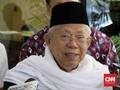 Strategi Ma'ruf Amin 'Taklukan' Wilayah Minim Suara Jokowi