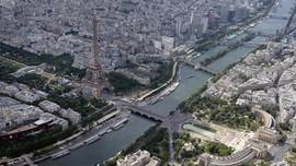 Limbah Medis Corona Cemari Sungai-sungai Besar Eropa