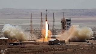 Iran Luncurkan Satelit Tetapi Gagal Mengorbit