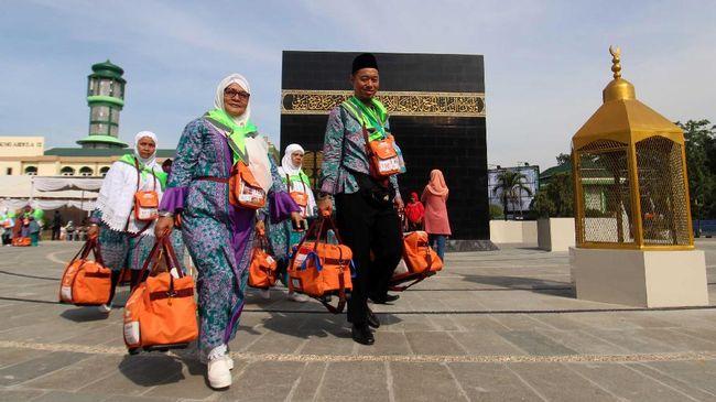 Jemaah Haji Indonesia Diklaim Tak Akan Antre Imigrasi Saudi