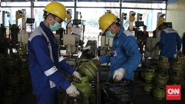 Jokowi Ingin Kurangi Impor Gas dengan Hilirisasi Batu Bara
