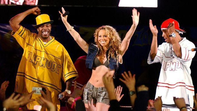Mariah Carey Disebut Penggerak Perubahan bagi Hip Hop