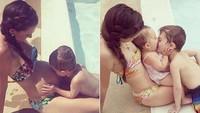 <div>Waktu kakak mencium adiknya yang masih di dalam perut. Kemudian, kakak mencium adiknya yang udah lahir, nih. (Foto: Instagram /@inspirepregnancy via @pregnancygram_)</div><div></div>