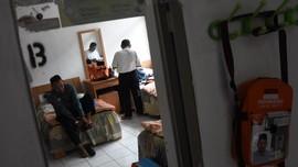 Ruang Isolasi Corona di Asrama Haji Pondok Gede Siap Dipakai