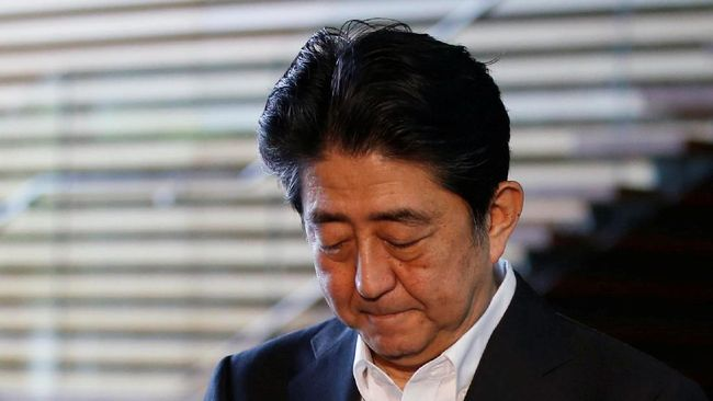 Banjir Makan 109 Jiwa, PM Jepang Batalkan Dinas Luar Negeri