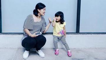 Curhat Bunda Saat Putri Balitanya Minder dengan Fisiknya