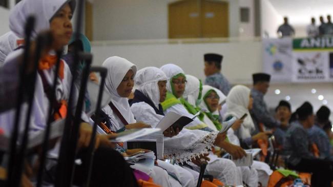 Batal Naik Haji, 127 Calon Jemaah Tarik Duit Pelunasan