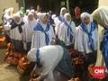 Biro Haji Wajib Punya Disinfektan untuk Semprot Alat Jemaah