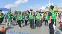 Ribuan Peserta Ditargetkan Ikuti Senam Poco-Poco Nusantara