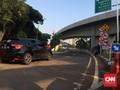 Simpang Susun Semanggi Diklaim Efektif Urai Kemacetan