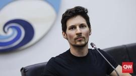 Bos Telegram Respons 500 Juta Pengguna: Naik Signifikan