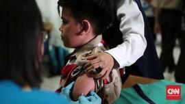 Vaksin MR, Imunisasi Pencegah Campak pada Anak