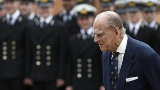 William Pastikan Pangeran Philip Baik usai Masuk Rumah Sakit