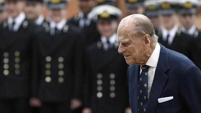 Dubes Inggris di RI Kenang Jasa Pangeran Philip