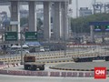 Pengusaha Setuju Pembatasan Truk di Tol Jakarta-Cikampek