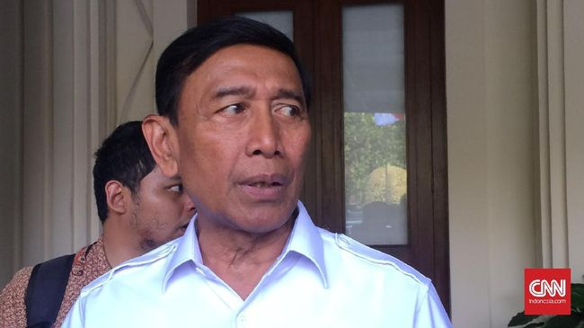 Wiranto Setuju Ide Duterte Soal Nuklir Korut