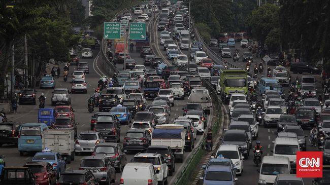 Jelang Akhir Jabatan, Djarot Pamer Upaya Atasi Macet Jakarta