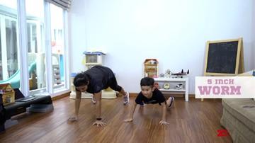Video: Inspirasi Gerakan Olahraga Bareng Anak