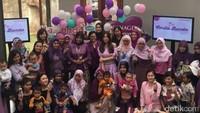 <p>Ini peserta yang hadir ke acara Cerita Bunda bersama Prenagen Lactamom di kawasan Kemang, Jakarta Selatan, pada Sabtu 5 Agustus 2017. Adakah foto Bunda di situ?</p>