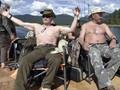 7 Hobi 'Garang' Presiden Rusia Vladimir Putin