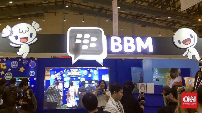 Emtek memutuskan untuk menutup layaan BlackBerry Messenger di Indonesia mulai 31 Mei 2019.
