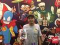 Menyentil Industri Kreatif Indonesia Lewat Komik 'Si Juki'