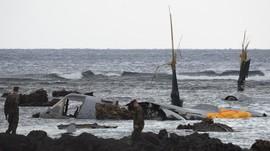 Pesawat Militer AS Jatuh di Laut Australia, 3 Marinir Hilang