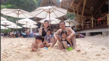 Cerita 'Gado-gado' Ilma Rineta Menyusui Empat Anaknya