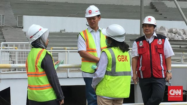 Presiden INAPGOC Raja Sapta Oktohari berharap venue di kawasan Stadion Utama Gelora Bung Karno, Jakarta, digratiskan untuk event Asian Para Games 2018.