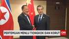 Menlu Tiongkok dan Korea Utara Bertemu