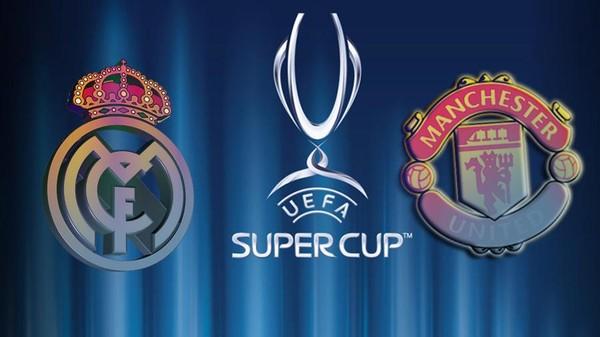 Piala Super Eropa: Madrid vs MU